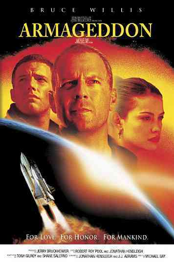 ARMAGEDDON BY WILLIS,BRUCE (DVD)
