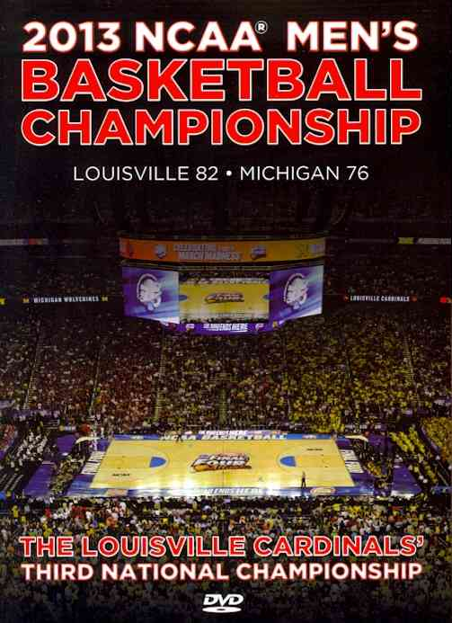 2013 MEN'S NCAA CHAMPIONSHIP GAME (DVD)