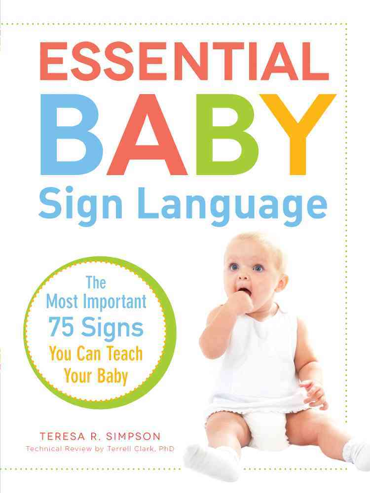 Essential Baby Sign Language By Simpson, Teresa R.